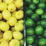 [Graphic explanation] Lemon Oil Comes from Argentina, Lime Oil from Mexico